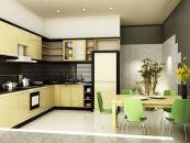 Mẫu phòng bếp 02