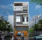 Nhà phố 4x13m -Phường THạnh Lộc - Quận 12 - Tp.Hồ Chí Minh