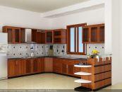 Mẫu phòng bếp 04