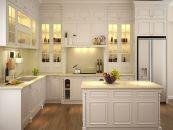 Mẫu phòng bếp 07