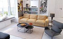 Mẫu Sofa - Bàn sofa 05