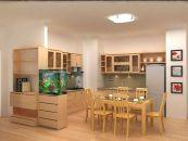 Mẫu phòng bếp 09