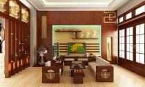 Mẫu phòng khách 14
